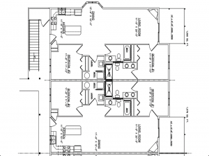 North Floor Plan