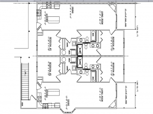 South Floor Plan