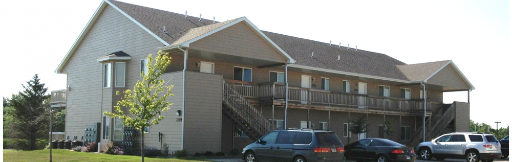 Diamond Pointe Apartments -1105 E. 73rd St.  Sioux Falls, SD 57108