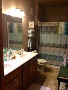 Master Bath-Spacious with Two Sinks